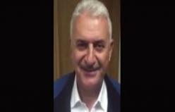 Binali Yıldırım'dan sosyal medyayı sallayan video