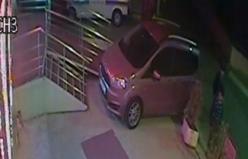 Bursa'da güvenlik kamerasına yakalandılar...