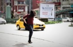 Bursa'da lodos uçurdu