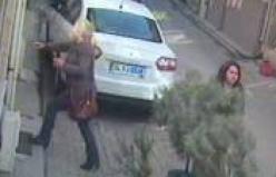 Bursa'dak deprem güvenlik kamerasında!