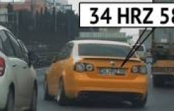 E-5'te tehlikeli dakikalar!