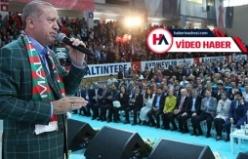 """Cumhurbaşkanı Erdoğan: """"Pensilvanya'daki sen de geleceksin"""""""