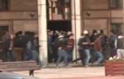 İstanbul Üniversitesi'nde kavga!