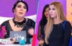 Nur Yerlitaş yarışmacıyı fena haşladı