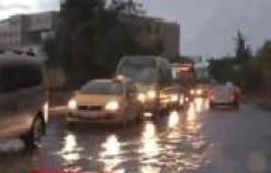 İstanbul'da yağış şiddetini artırdı!