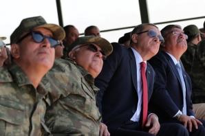 Efes 2014 tatbikatı nefes kesti