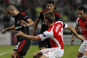 Beşiktaş Arsenal maçı