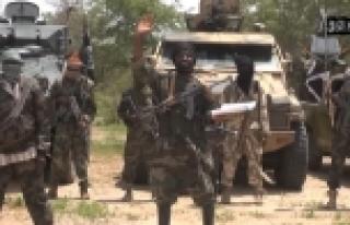100 Boko Haram militanı öldürüldü