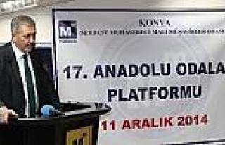 17. Anadolu Odaları Platformu Toplandı