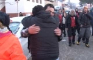 19 dağcı kurtarıldı