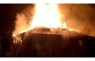 12 kişin öldüğü yurt yangınıyla ilgili flaş...