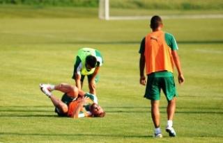 Bursaspor revire döndü, 11 oyuncuda...