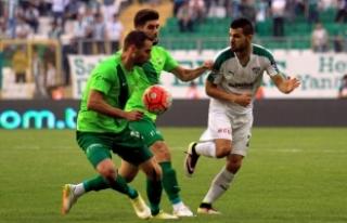 Bursaspor'un rakibi Akhisar Belediyespor