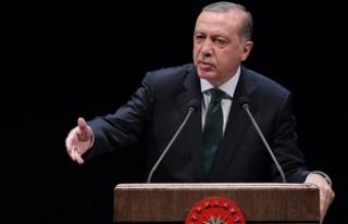 Erdoğan'dan Avrupa'ya mesaj: Sana ne