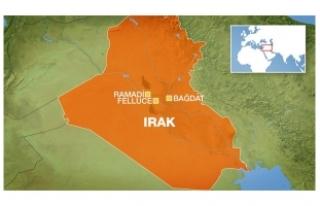 Irak'ta düğün salonuna saldırı