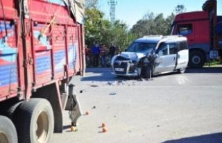 Kazada 4 imam yaralandı!