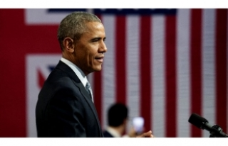Obama, veda turuna başladı