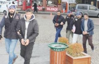 Bursa'da 3 şüpheli adliyeye sevk edildi!