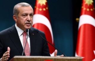 Erdoğan: 'Suikastin arkasında...'