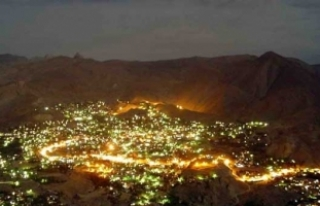 Hakkari kent merkezi özel güvenlik bölgesi ilan...