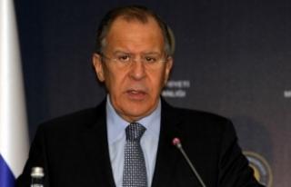 Lavrov: 'Suriye hükümeti ve muhalifler görüşüyor'