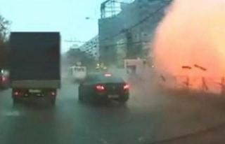Moskova'da patlama!