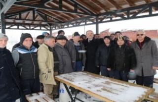 Bursa'da kış aylarında evsizlere sıcak yuva