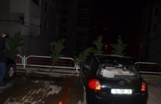 Bursa'da şiddetli lodos zor anlar yaşattı!