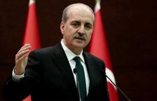 Kurtulmuş: Gaziantep saldırısı İzmir'dekine...