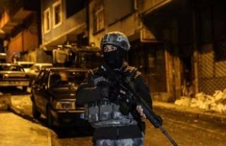 PKK'ya peş peşe operasyonlar!