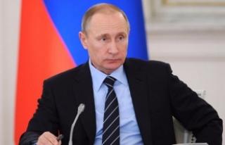 """Putin'den """"çok acil"""" Türkiye açıklaması!"""