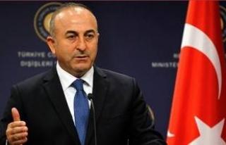 Çavuşoğlu FETÖ'nün iadesi için makale yazdı