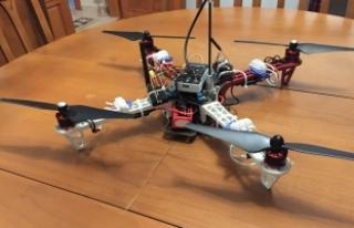 Bursa'da acil ilaçlar drone ile taşınacak!