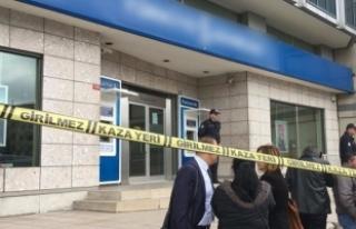 İstanbul'da kanlı banka soygunu girişimi!...