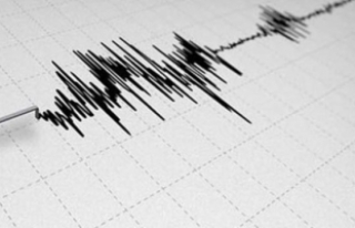Manisa'da 4.3 şiddetinde deprem