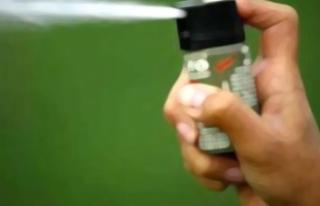 Biber gazı bulundurmak suç mu?