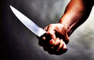 Bursa'da bıçaklı kavga! 1 yaralı