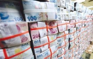 Bursa'ya iki TIR dolusu para gönderilmiş!