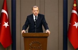 Erdoğan: 'Zirveye gidiyorum zırvaya değil'