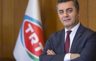 TRT Genel Müdürü istifa etti!