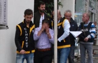 Bursa'da acil servis önünde dehşet saçmıştı!...