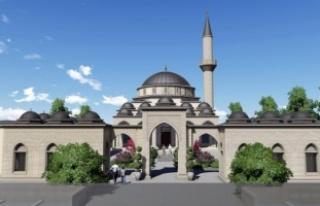 Bursa'ya yeni külliye!