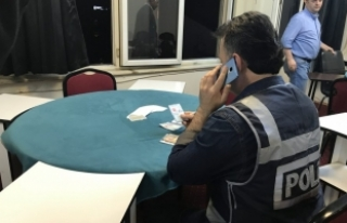 Bursa'da 'Tombala' operasyonu