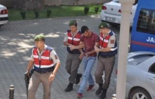 Bursa'da 110 güvenlik kamerası incelenerek...