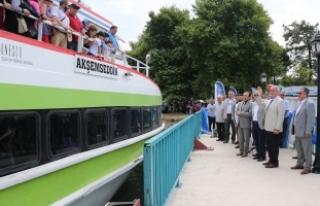 Bursa 'mavi tur' sezonu başladı!
