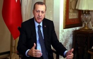 Erdoğan The Guardian'a 15 Temmuz'u yazdı!