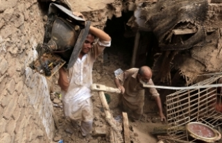 Pakistan'da yağışın bilançosu ağır: En az...