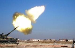TSK, Suriye'deki PYD mevzilerini vurdu!