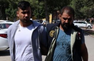 Almanya'ya kaçmaya çalışan PKK'lı havalimanında...
