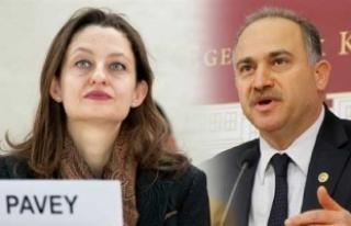 CHP'den flaş 'Şafak Pavey' açıklaması